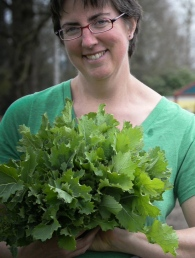 Shelley Pasco-Verdi, Farmblogger