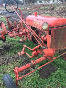 Front view of Farmall Cub 2. $1,000